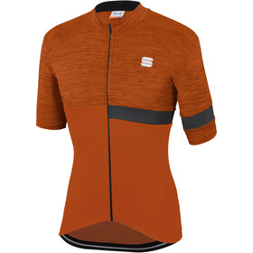 Sportful Giara Jersey Men sienna